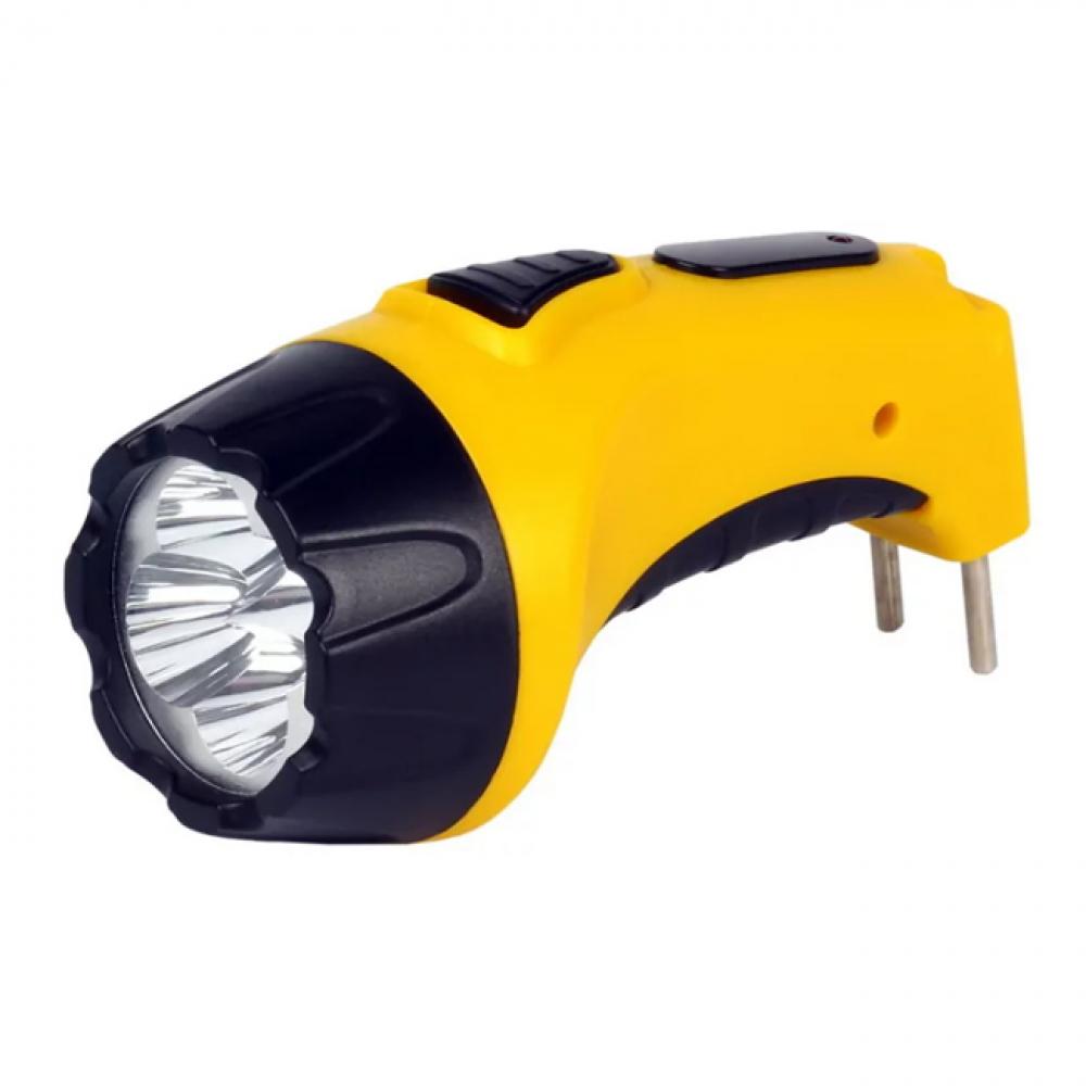 Купить Аккумуляторный светодиодный фонарь smartbuy 7+8 led, желтый sbf-88-y