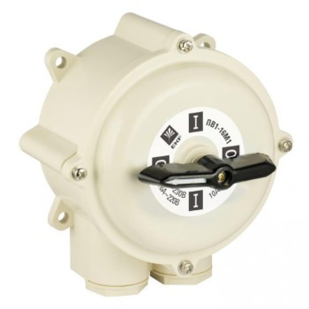 Пакетный переключатель ekf пп 4-40/н2, м2, пластик, ip56, proxima sqpp-4-40-4