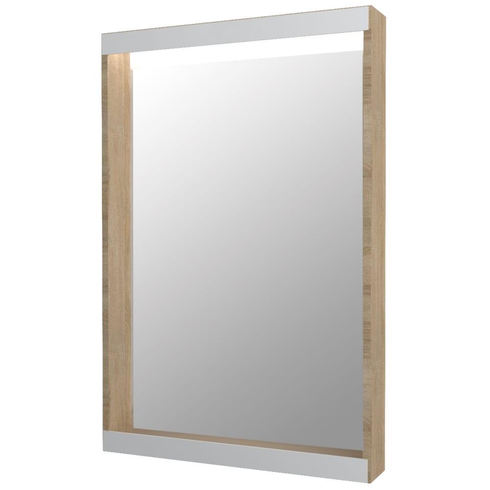 Зеркало 1marka aris 60 дуб сонома у84859