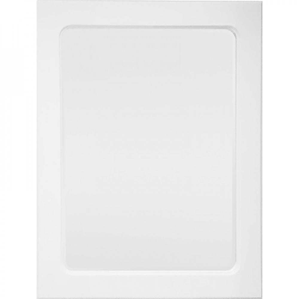 Зеркало 1marka прованс 65 белый глянец у71974