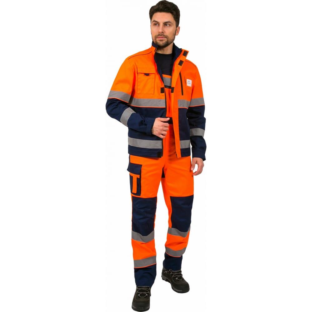 Купить Костюм факел сигнал-2 оранжевый/темно-синий, р. 56-58, рост 182-188 87472645.008