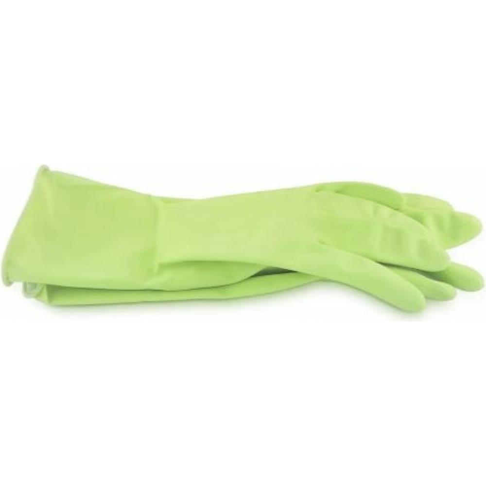 Купить Резиновые перчатки paterra extra komфорт с алоэ, р-р m 402-416