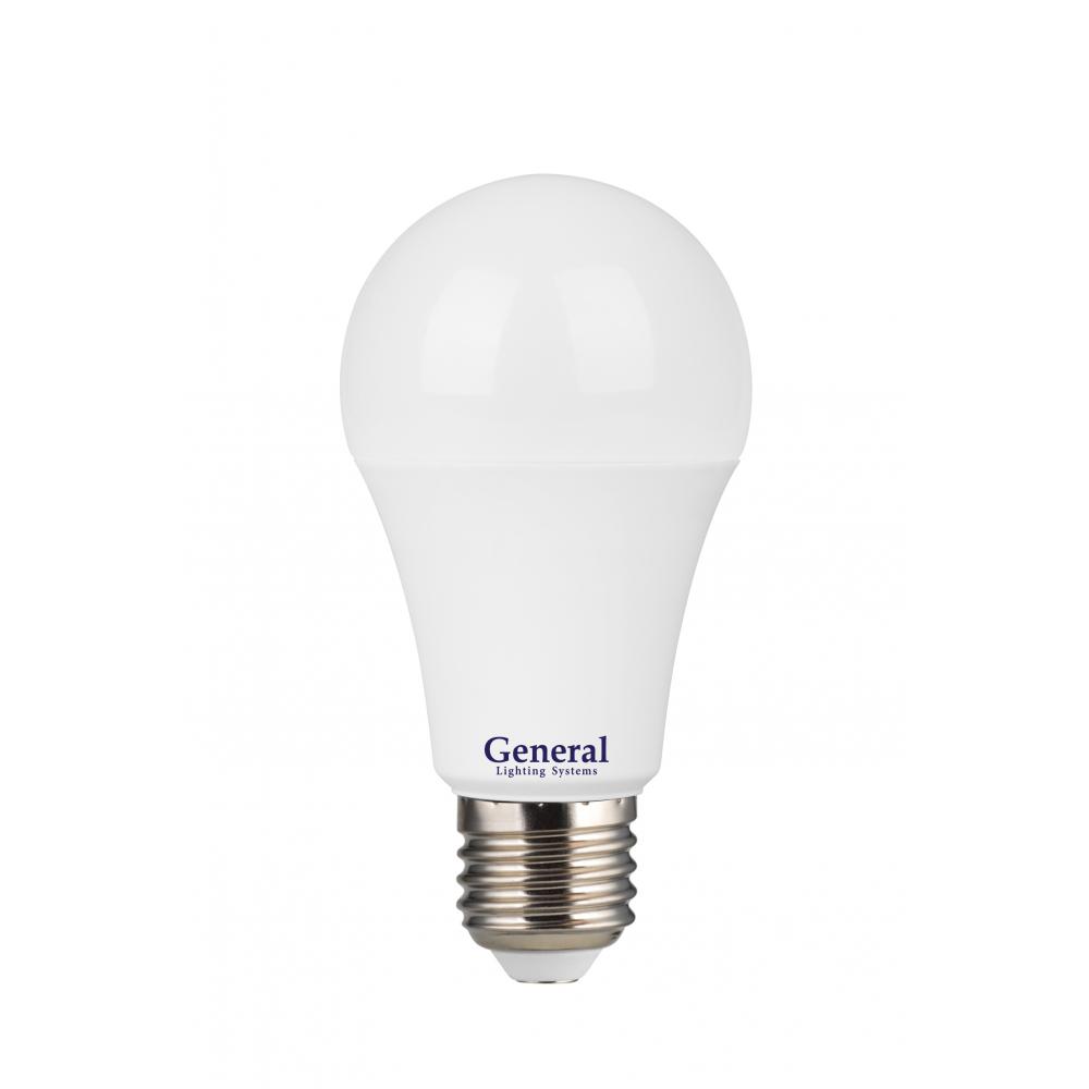 Светодиодная лампа general lighting systems wa60-14w-e27-2700k 637000  - купить со скидкой