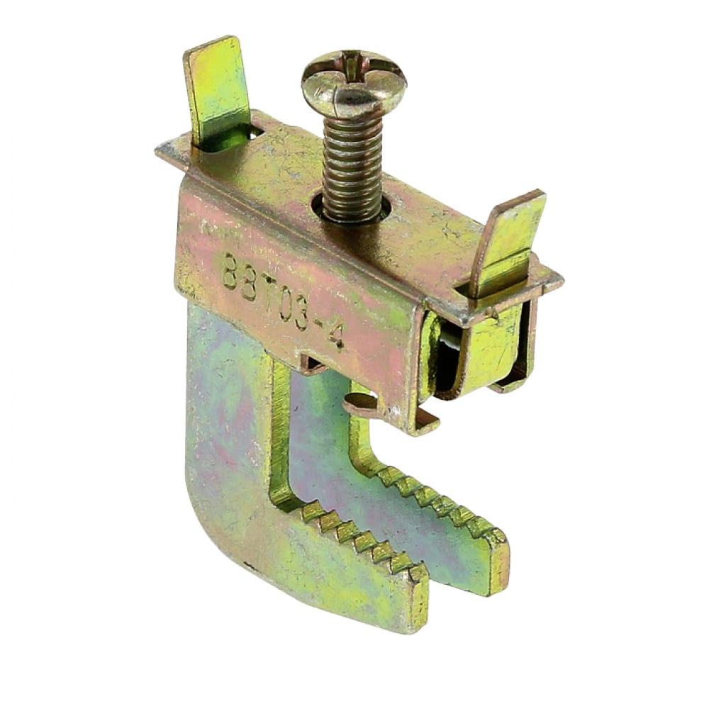 Универсальный терминал для проводников ekf proxima 2.5-16 мм2 на шину 10мм squt-25.16-10
