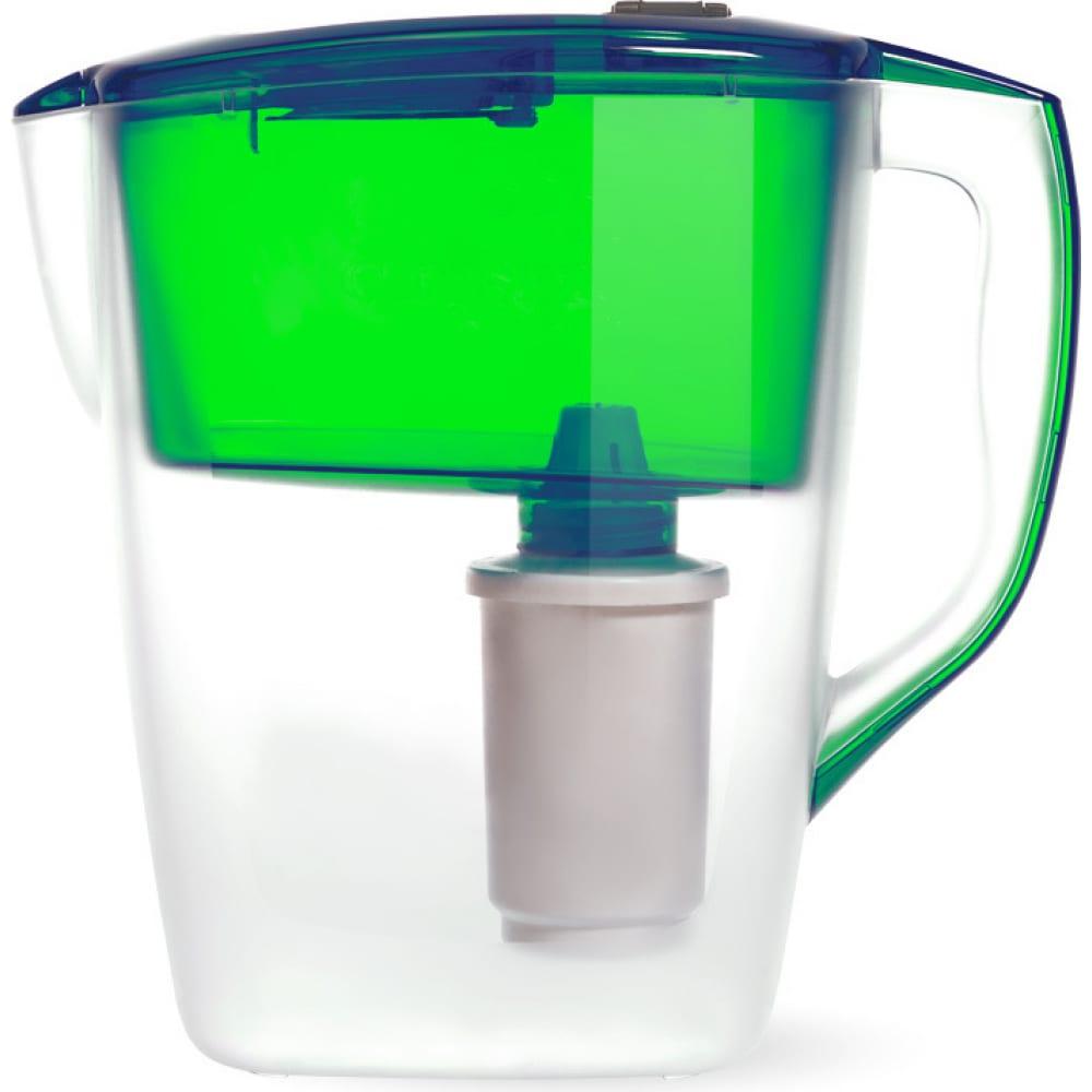 Фильтр кувшин гейзер геркулес зеленый 62043