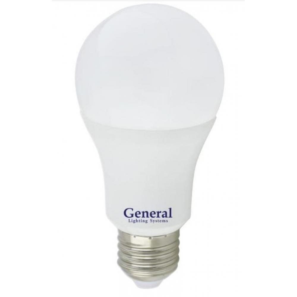 Купить Светодиодная лампа general lighting systems eco wa60p-15w-e27-2700k 660343