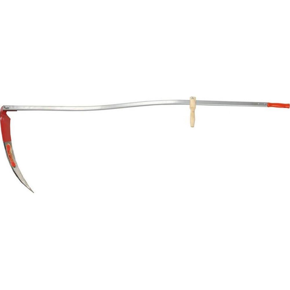 Купить Набор косца россия косарь-мм №6 с удлиненным металлическим косовищем 60 см 39829-6