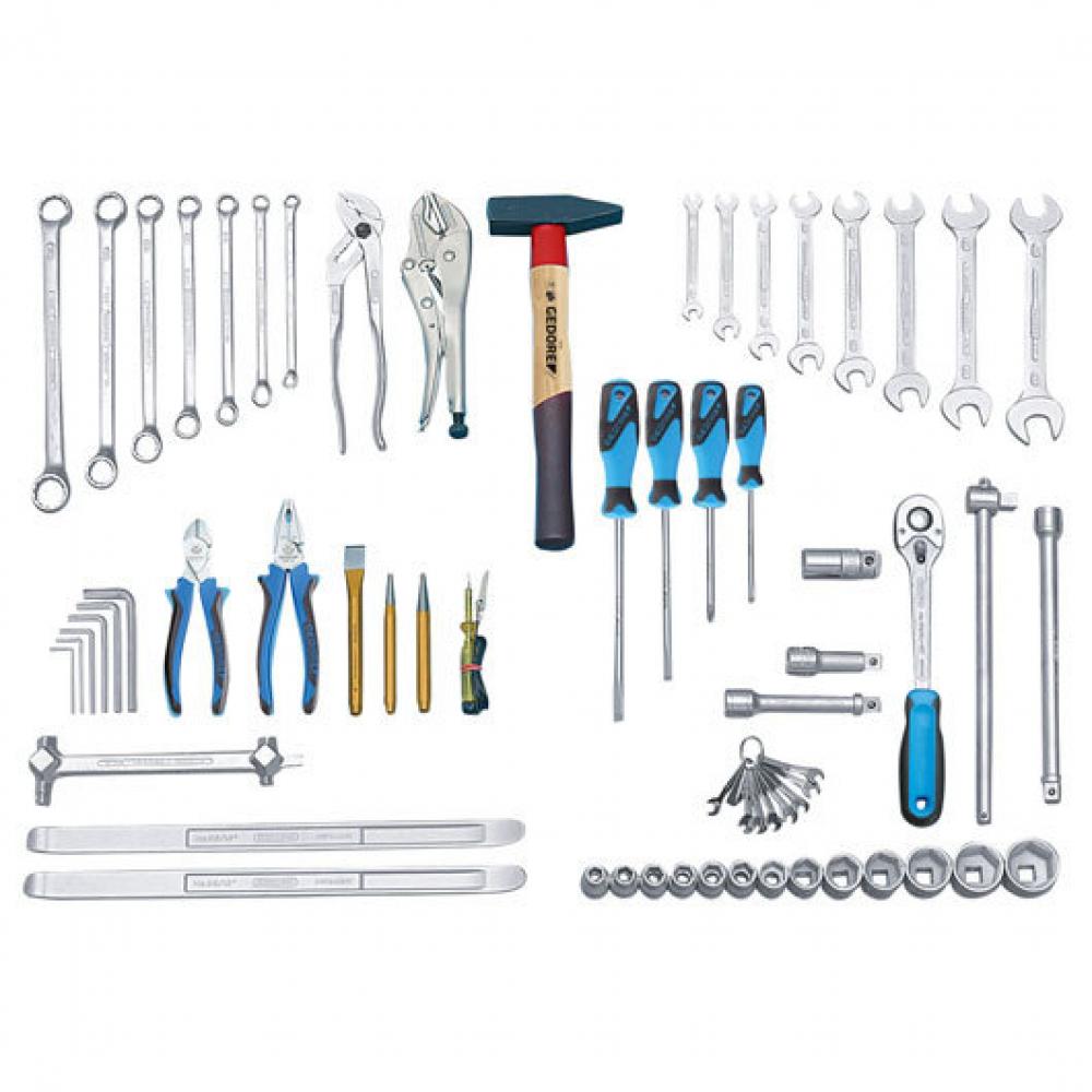 Набор инструмента gedore 6607010