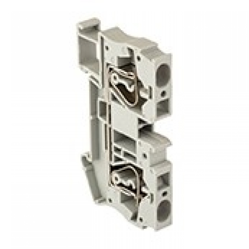 Колодка ekf клеммная, самозажимная, jxb-st-6, 57а, серая, proxima sq plc-jxb-st-6