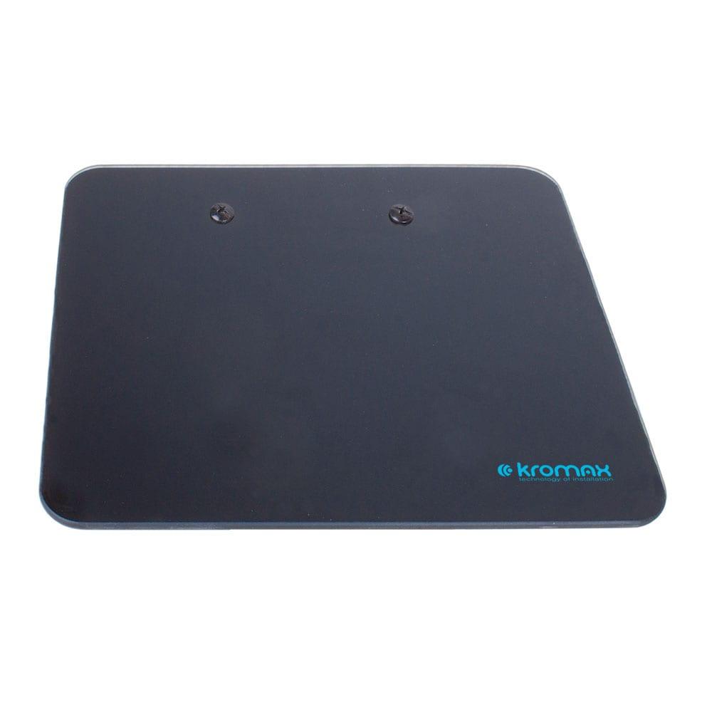 Купить Настенный кронштейн-полка kromax для a/v систем max 5кг, от стены 200мм, ширина175 micro-mono black