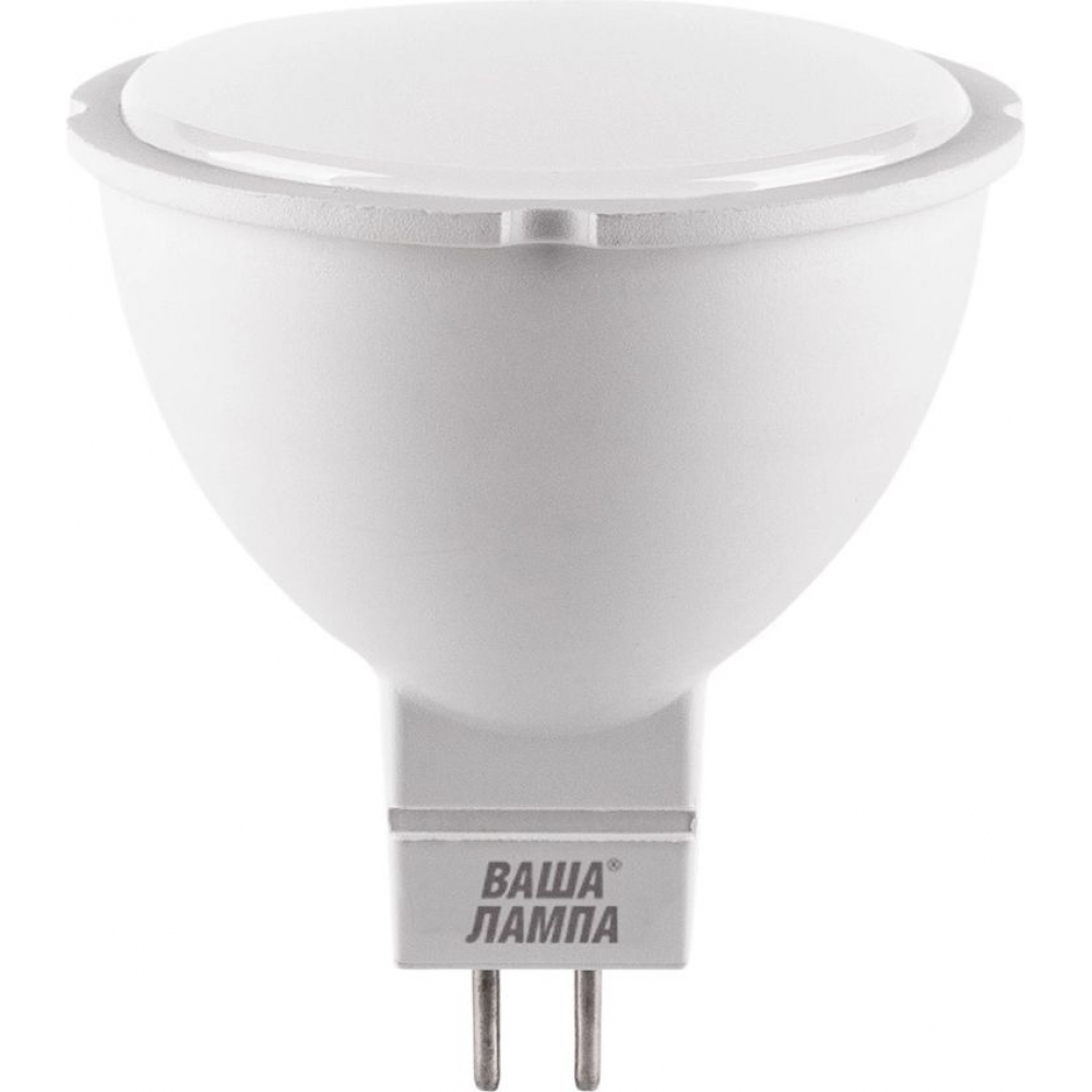 Лампа ваша лампа led 25ymr16-220-10gu5.3-p
