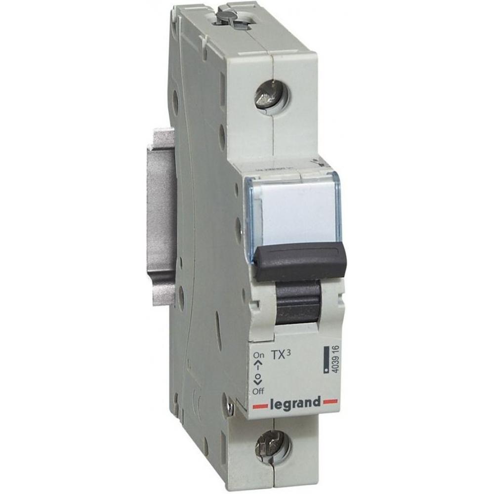 Автоматический выключатель legrand tx3 модульный 403974