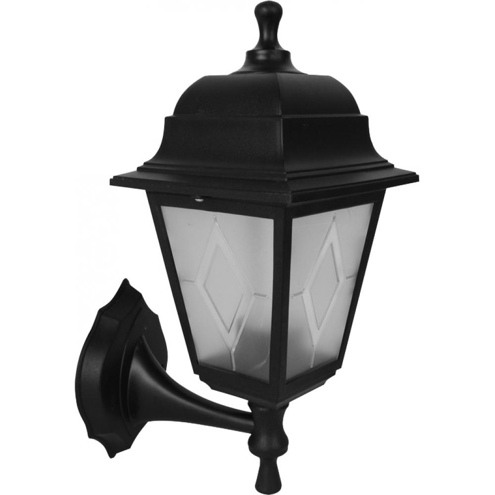 Купить Садово-парковый светильник camelion леда черный 4-грани пластик+пластик pp4201/02 c02 нбу 04-60-001 у1 13830