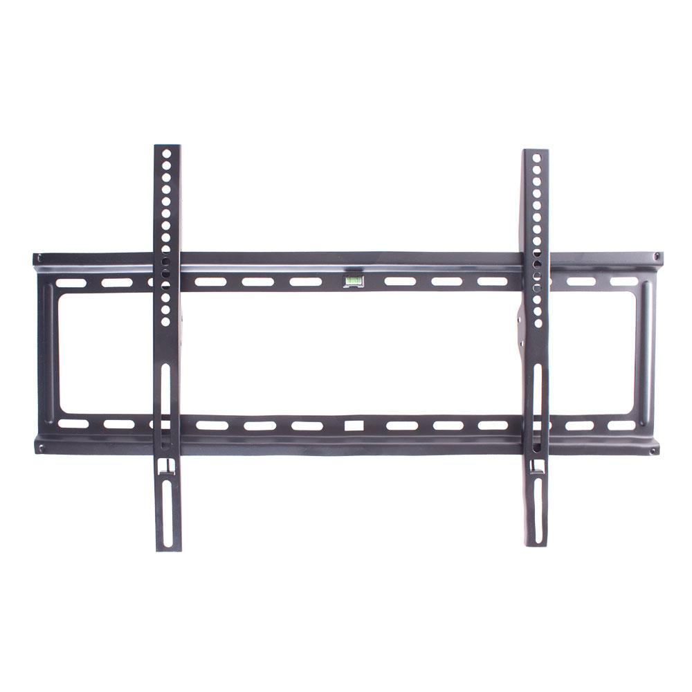 Купить Настенный кронштейн kromax для led/lcd телевизоров 32-90 max 55кг 0 ст свободы ideal-1 black