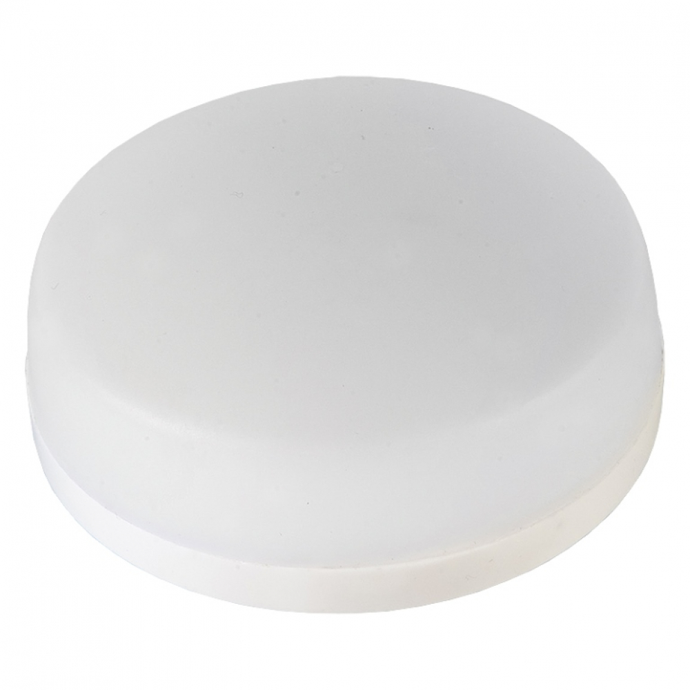 Светодиодная лампа general lighting systems gx53-7w-gx53-рассеиватель купол 660356  - купить со скидкой