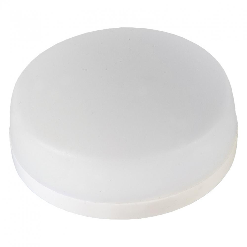 Светодиодная лампа general lighting systems gx53-7w-gx53-рассеиватель купол 660355  - купить со скидкой