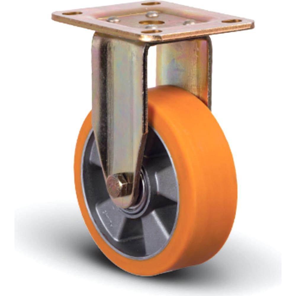 Купить Колесо полиуретановое неповоротное 125 мм mfk-torg ed02-abp-125