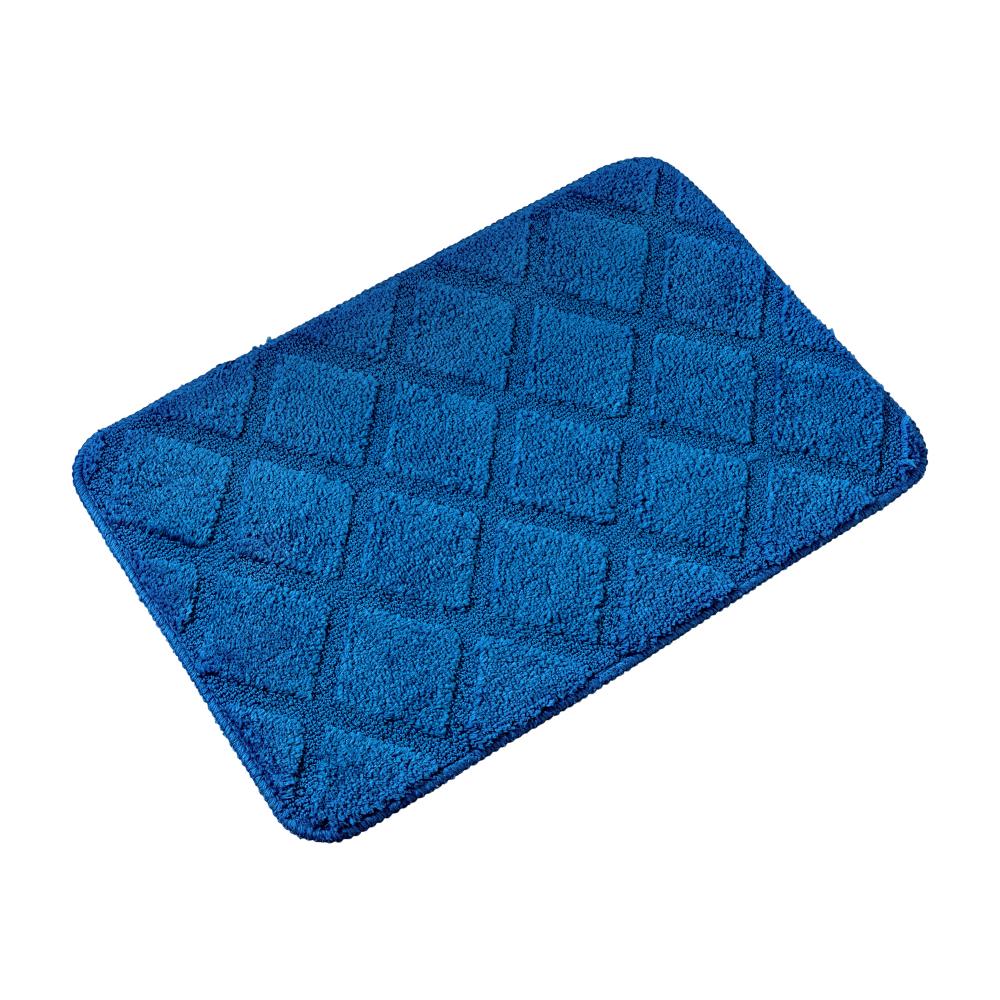 Мягкий коврик для ванной комнаты verran rombo