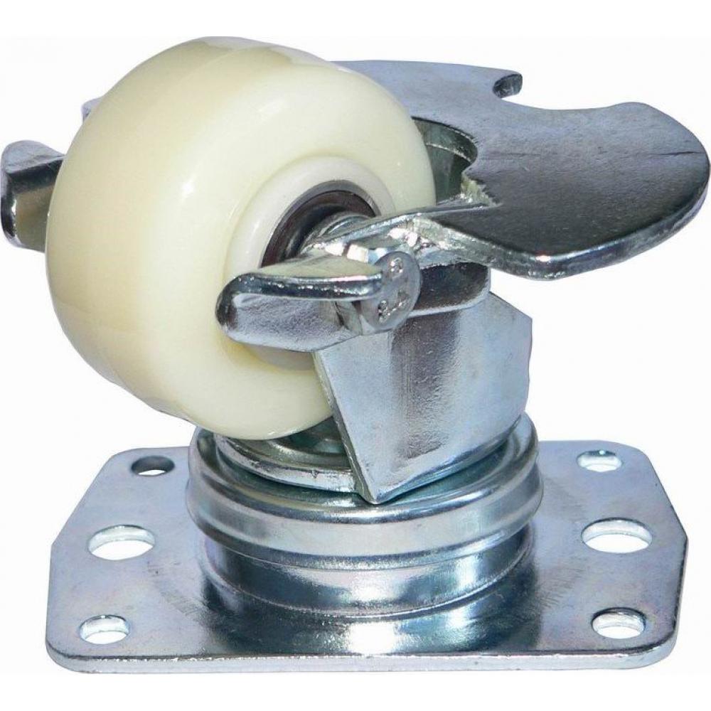 Купить Колесо нейлоновое со стальной пылезащитой cargo caster 57 мм mfk-torg 2825-02-t