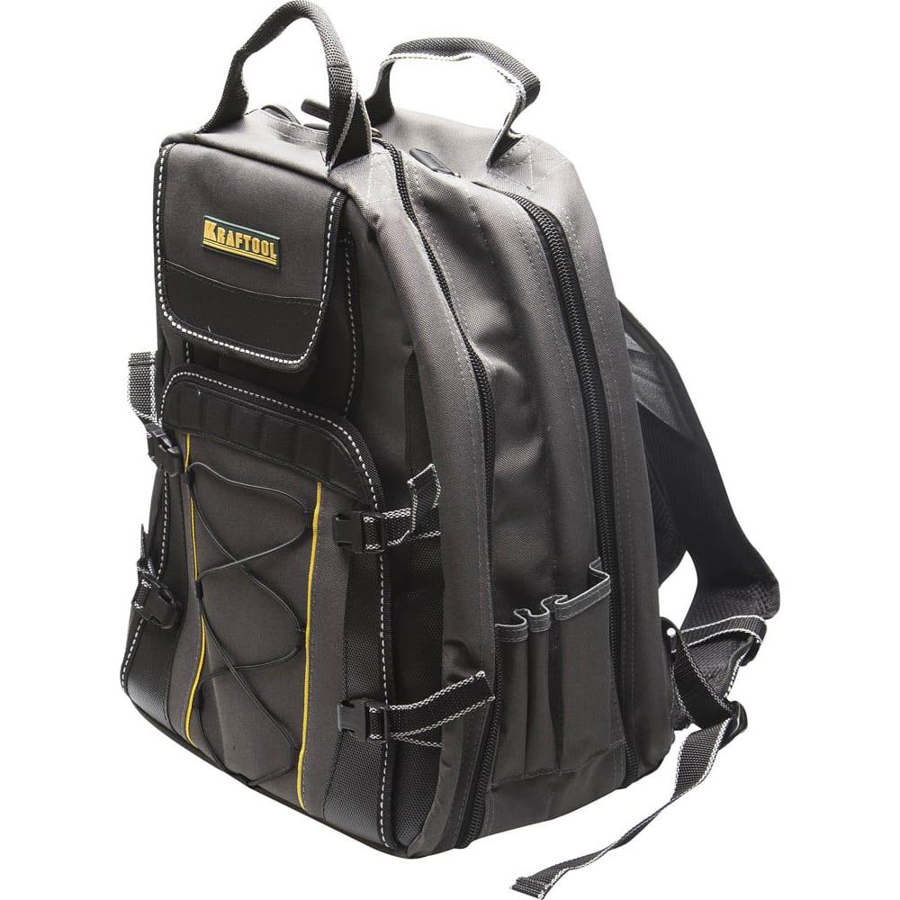 Рюкзак для инструмента kraftool industrie 2 внутренних