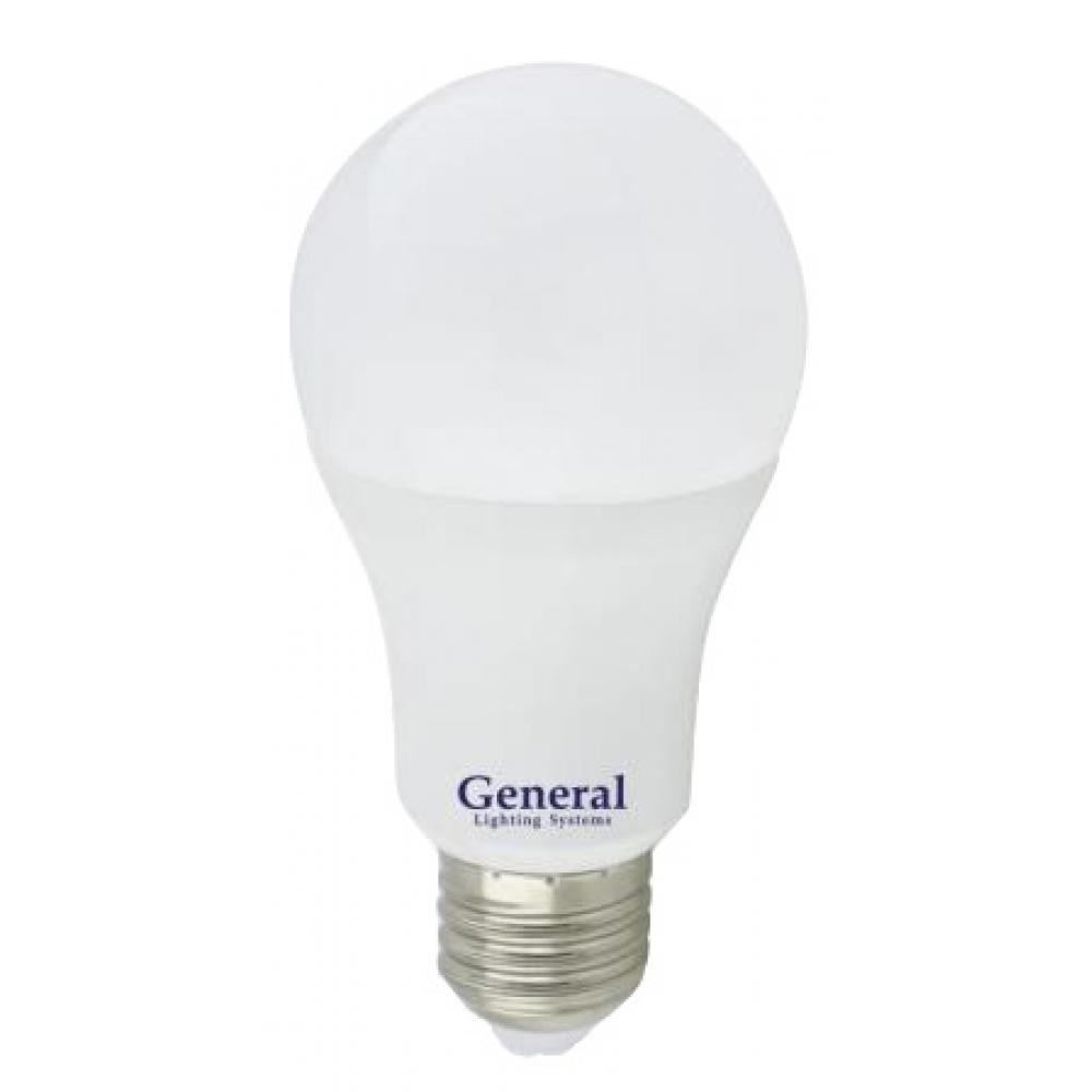 Купить Светодиодная лампа general lighting systems eco wa60p-25w-e27-660350