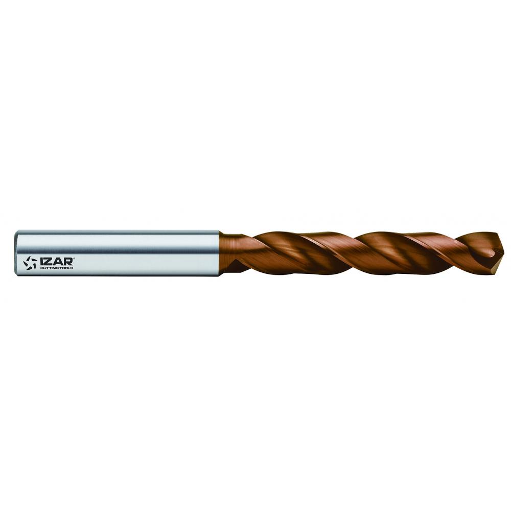 Сверло по металлу твердосплавное (9x101х51х10 мм; pmx+x