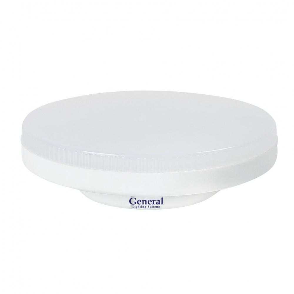Светодиодная лампа general lighting systems gx53-12w-2700к 685100  - купить со скидкой