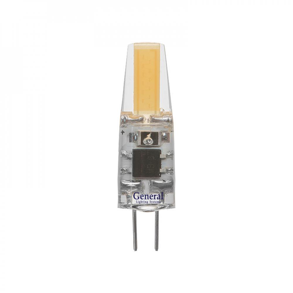 Купить Светодиодная лампа general lighting systems g4-3w-c-12v-652700
