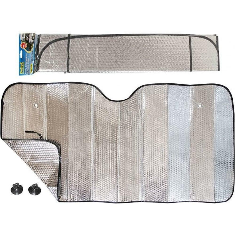 Солнцезащитная шторка на лобовое стекло dollex