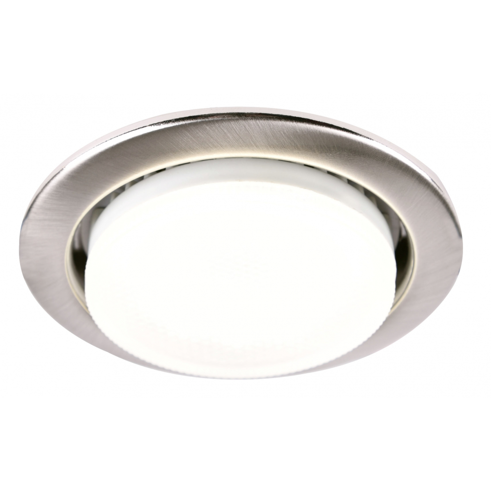 Светильник general lighting systems gcl-2gx53-h38-sn сатин-никель 2 50 689290  - купить со скидкой