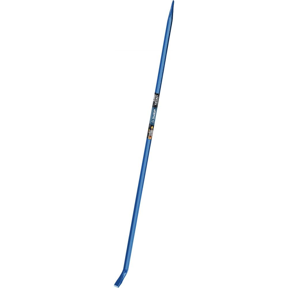 Монтировка-лом зубр титан 900 мм, шестигранная 21803-90