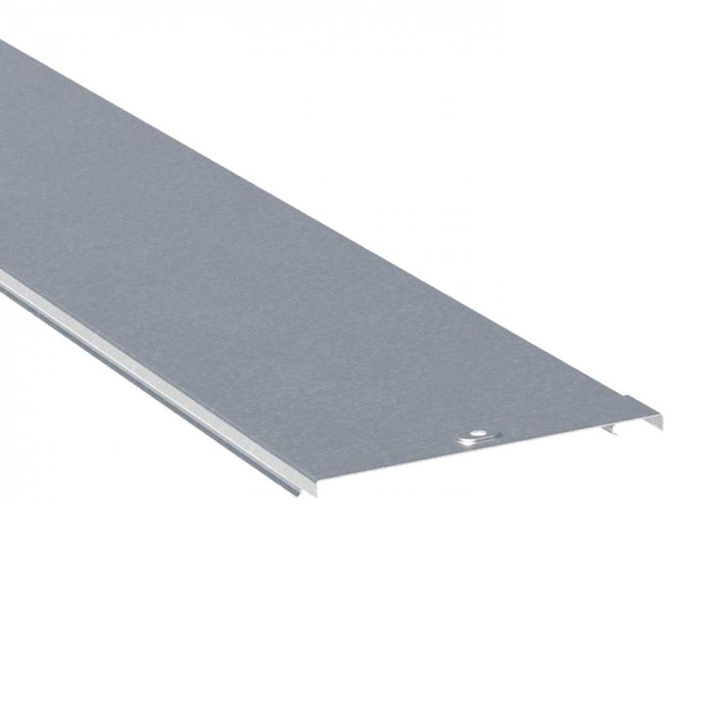 Крышка на металлический лоток основание ekf 600мм-0,7мм, 6м, l3000 sqk60010