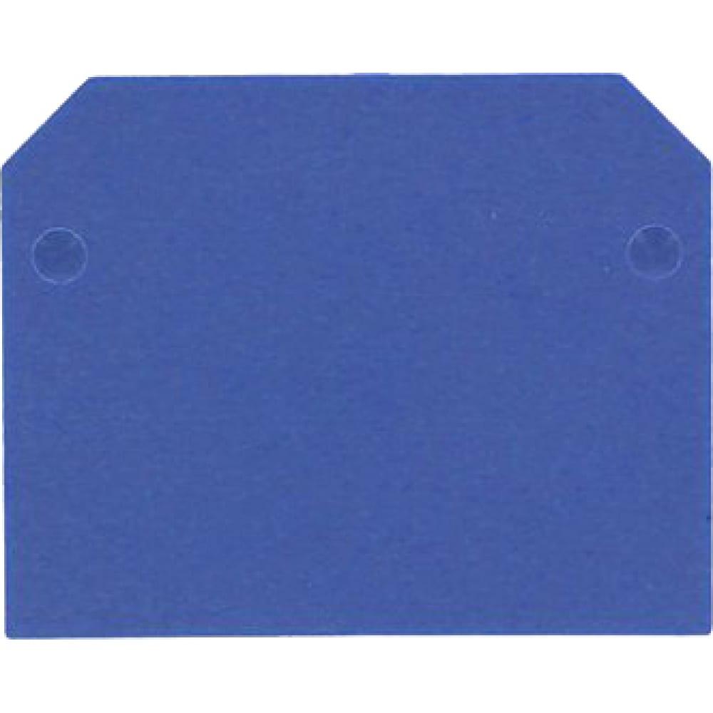 Заглушка для jxb-70/35 ekf proxima, синяя sqsak-70-35b