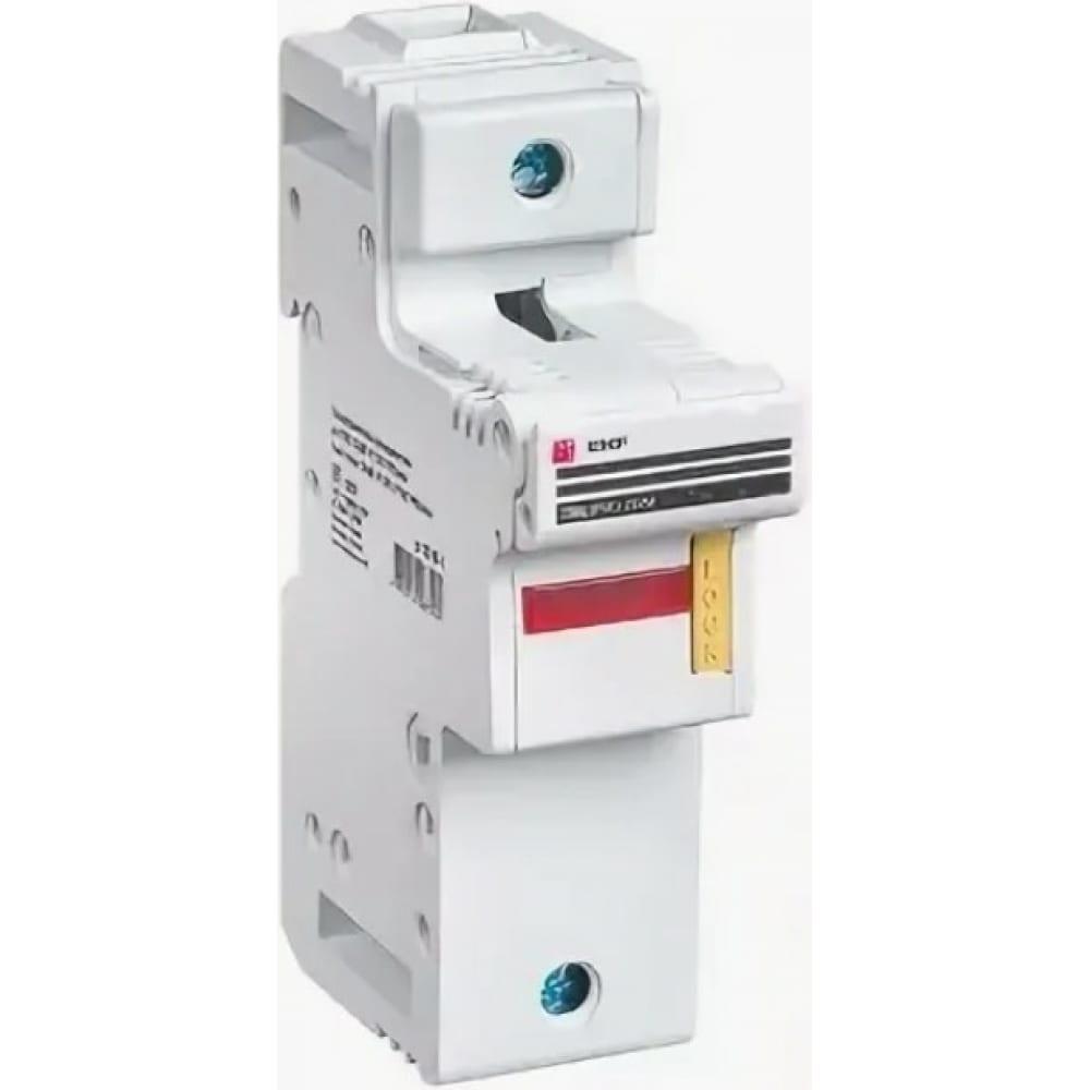 Предохранитель-разъединитель ekf для пвц 22x58 1p с индикацией proxima sqpr-22-58-1