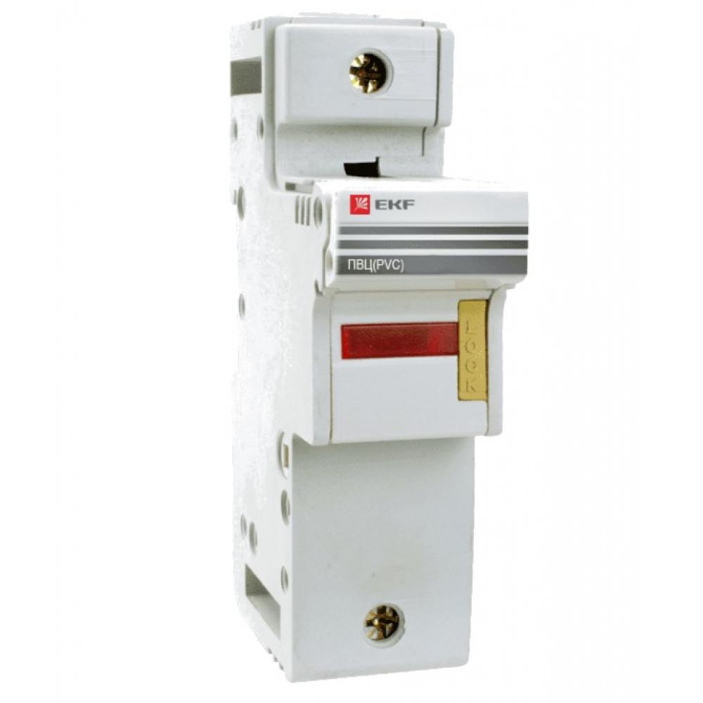 Предохранитель-разъединитель ekf для пвц 14x51 1p с индикацией proxima sqpr-14-51-1
