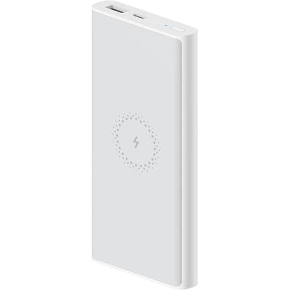Купить Внешний аккумулятор xiaomi 10000mah mi wireless power bank essential white vxn4294gl