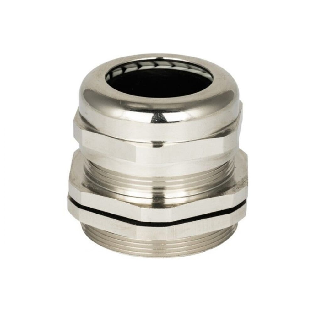 Металлический сальник ekf proxima mgm12, ip68, d проводника 3-7 мм., sq plc-mgm-12