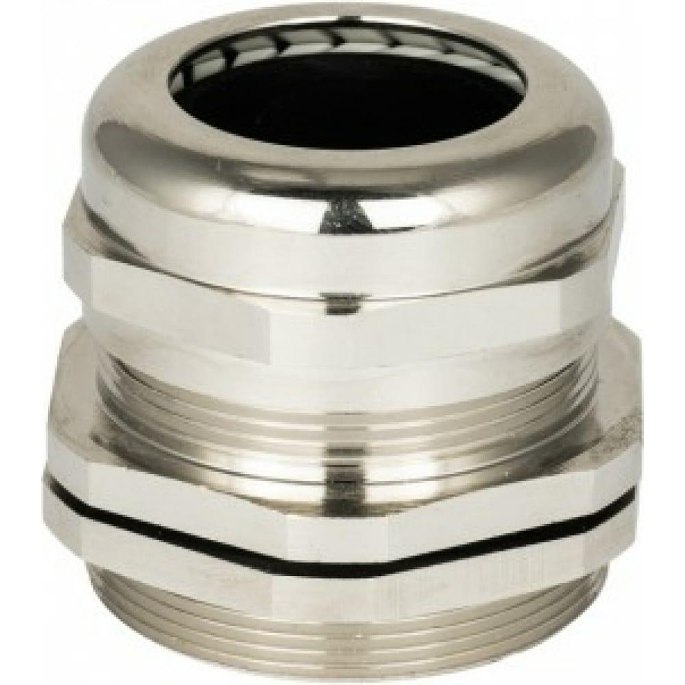 Металлический сальник ekf proxima mgm30, ip68, d проводника 13-18 мм., sq plc-mgm-30