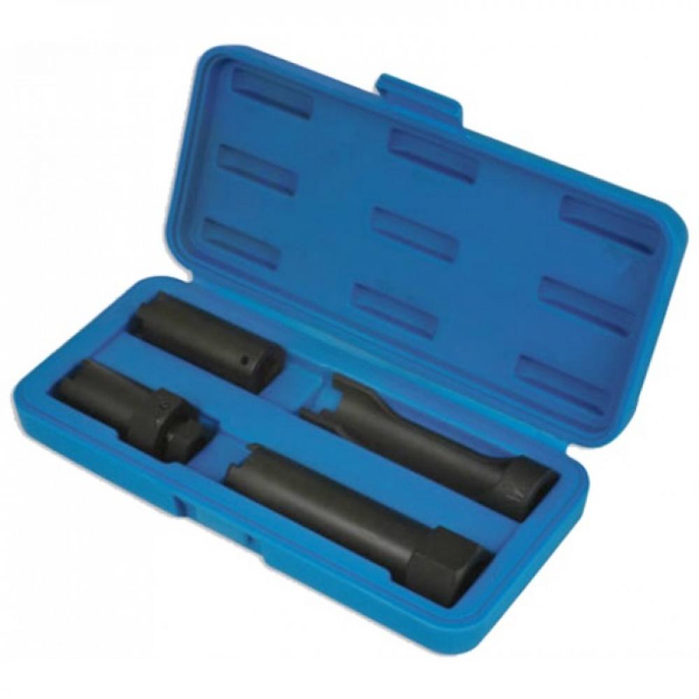 Купить Набор головок шлицевых для дизельных форсунок грузовых а/м 4 шт rockforce rf-904k1