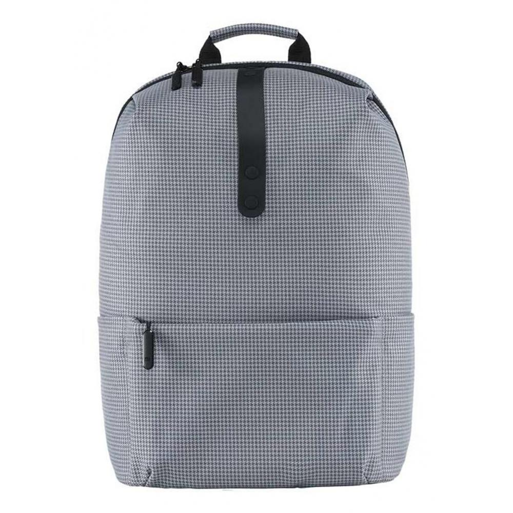 Рюкзак xiaomi mi casual backpack grey zjb4056cn
