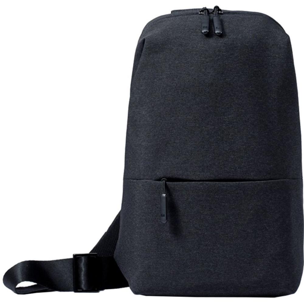 Рюкзак xiaomi mi city sling bag dark