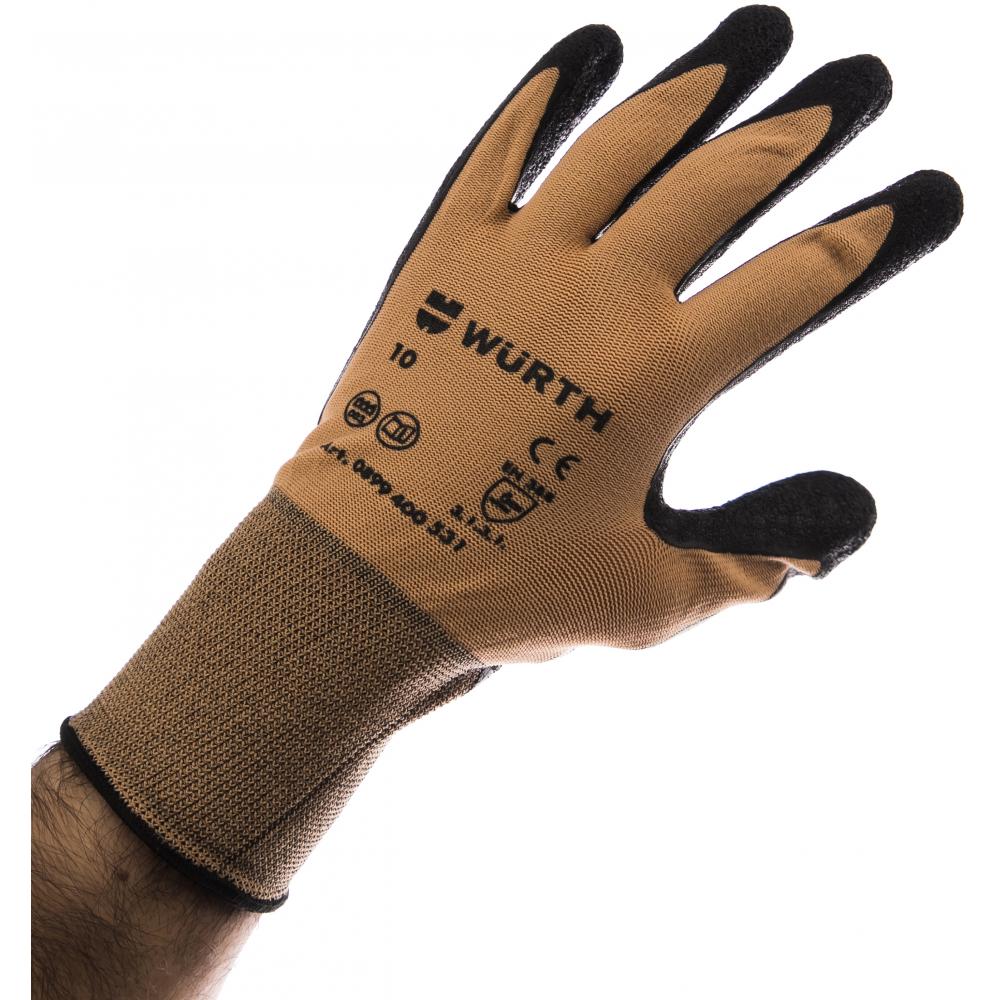 Купить Перчатки wurth mechanic р.10 0899400531061 6