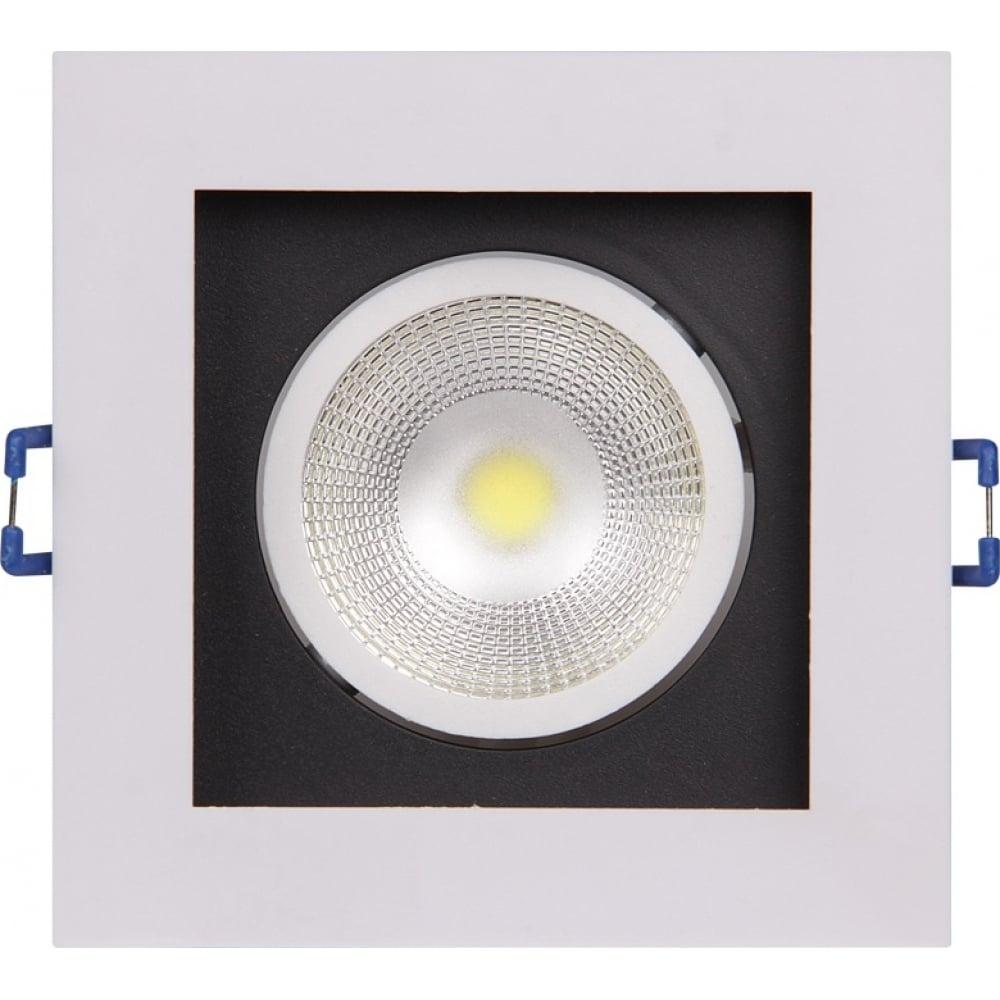 Купить Встраиваемый светильник jazzway psp-s 211 1x8w 4000k 55 гр. white ip40 5005648