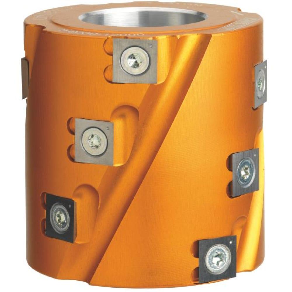 Фреза фуговальная насадная алюминиевая (40х80x80 мм)