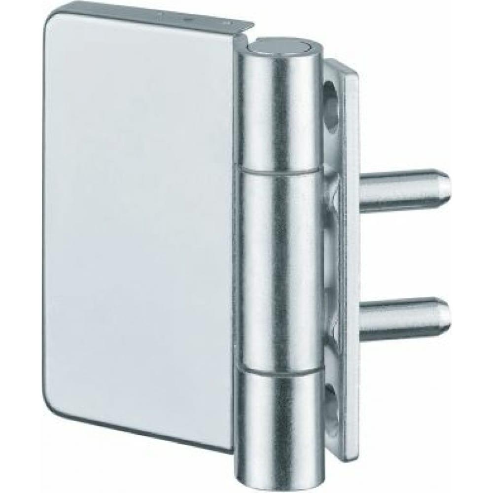 Петля simonswerk variant multi 2d vn5046 матовая нержавеющая сталь, для дверей из стали и алюм., вес полотна до 100 кг 67531  - купить со скидкой
