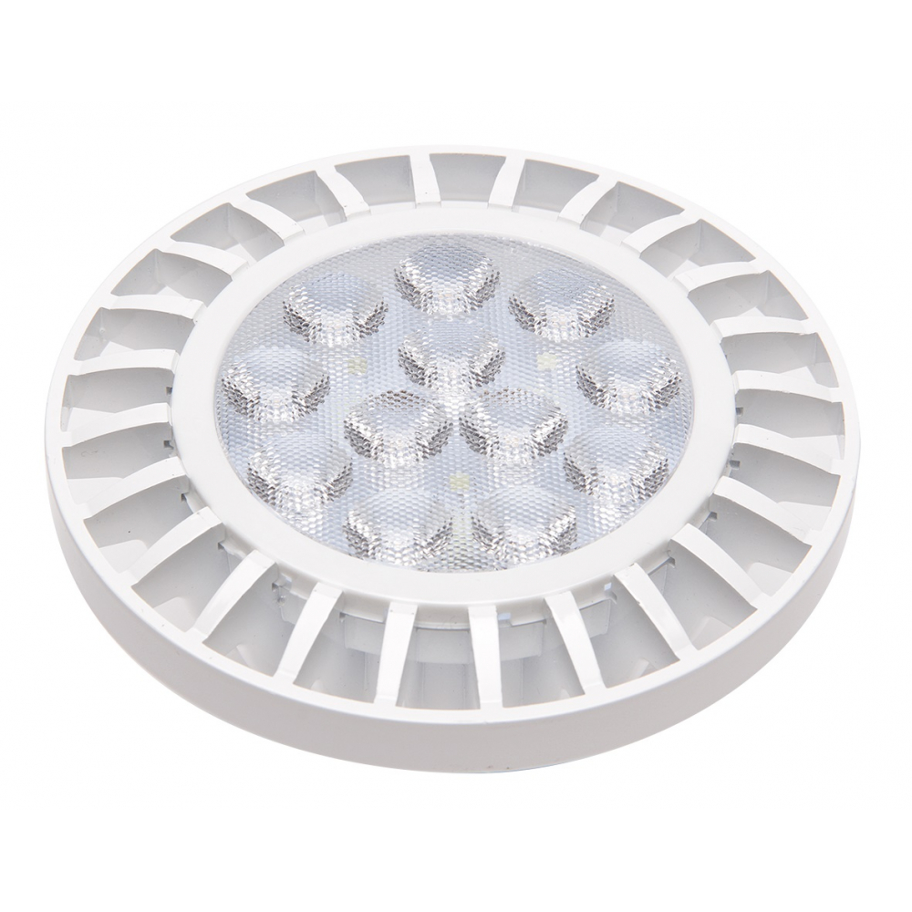Лампа jazzway pled-ar111 15w 4000k 1200lm g53185-265v 5017962