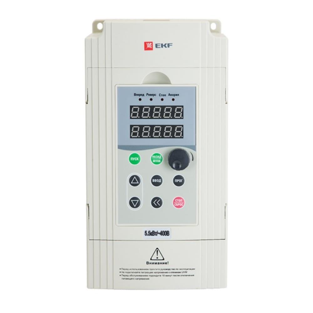 Купить Преобразователь частоты ekf 5, 5/7, 5квт 3х400в vector-100 proxima sqvt100-5r5-3b