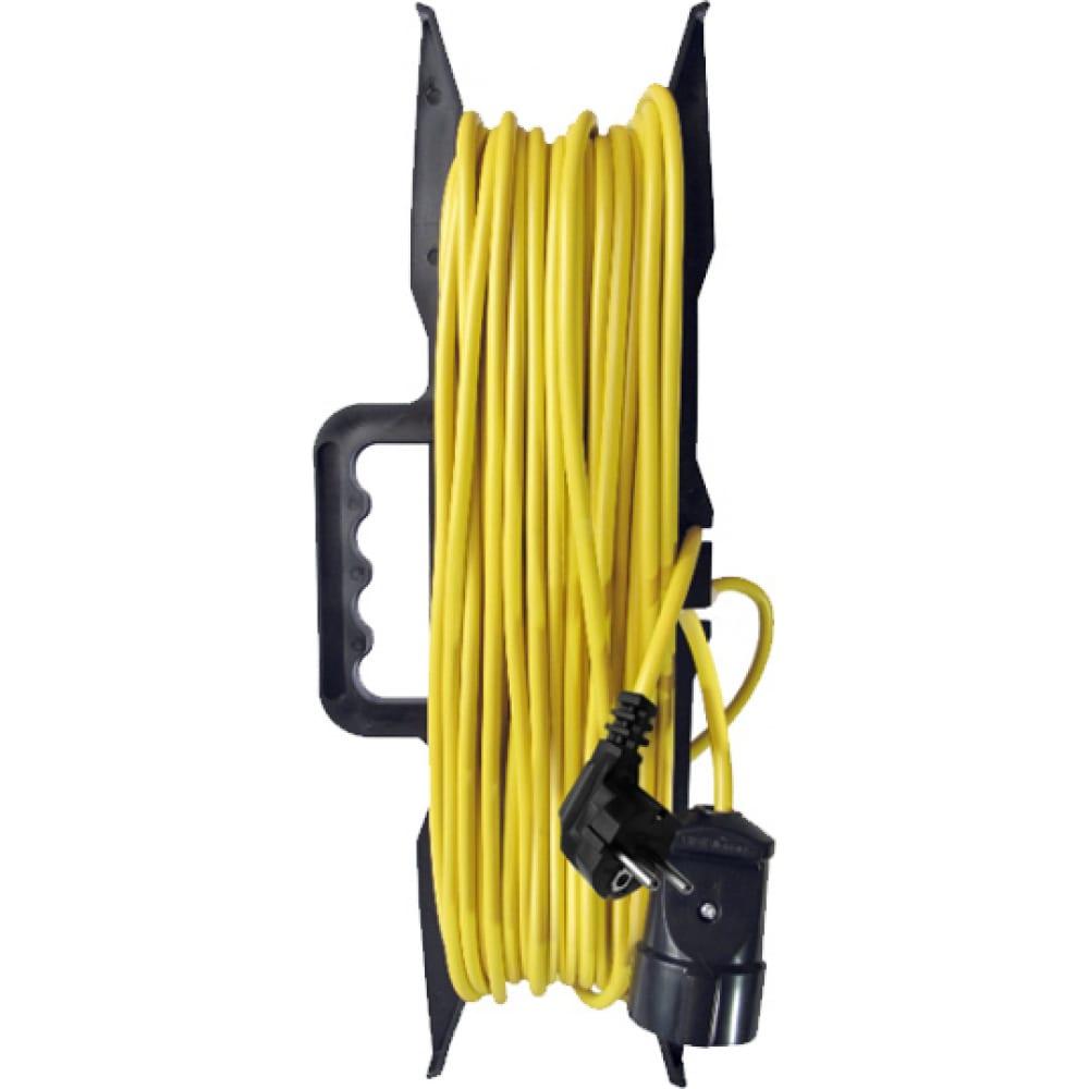 Купить Удлинитель-шнур на рамке союз тм 2200 вт, заземляющий контакт, 10м 481s-5301