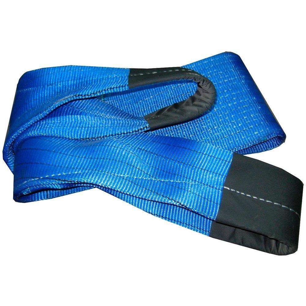 Текстильный петлевой строп промышленное оборудование стп 10,0/4000 sf 5:1, 200 мм 7930092360801
