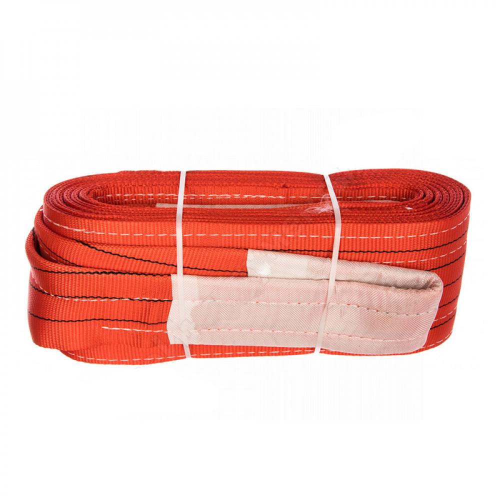 Текстильный петлевой строп промышленное оборудование стп 6,0/2500 sf 5:1, 150 мм 7930092360634